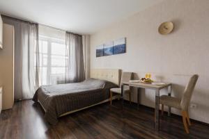 SpbMannia Pulkovo, Apartmány  Petrohrad - big - 43