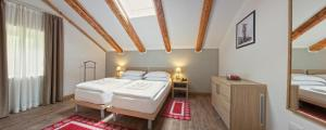 Residence Cavanis Wellness & Spa, Aparthotels  Sappada - big - 13