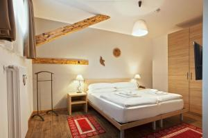 Residence Cavanis Wellness & Spa, Aparthotely  Sappada - big - 15