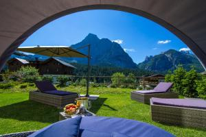 Residence Cavanis Wellness & Spa, Aparthotely  Sappada - big - 33