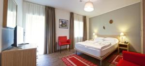 Residence Cavanis Wellness & Spa, Aparthotels  Sappada - big - 17