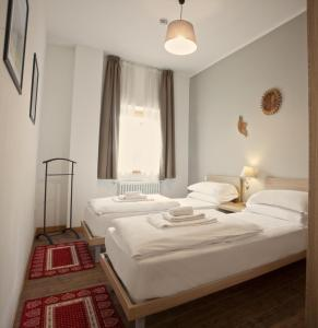 Residence Cavanis Wellness & Spa, Aparthotels  Sappada - big - 24