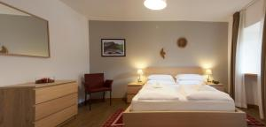 Residence Cavanis Wellness & Spa, Aparthotely  Sappada - big - 26