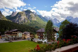 Residence Cavanis Wellness & Spa, Aparthotels  Sappada - big - 30