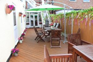 The Homestar, Guest houses  Skegness - big - 50