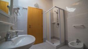 Apartment Bezzecca 21, Апартаменты  Ледро - big - 3
