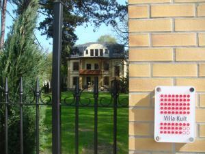 Residenz Villa Kult, Villas  Berlin - big - 25