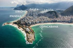 Ipanema Beach Apartment, Appartamenti  Rio de Janeiro - big - 23