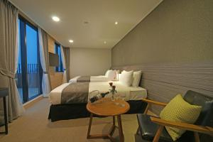Benikea I-Jin Hotel, Hotely  Jeju - big - 48