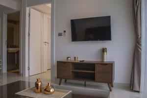 Apartments Condominium Centara, Apartmány  Pattaya Central - big - 22