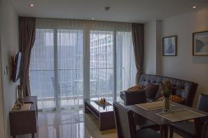 Apartments Condominium Centara, Apartmány  Pattaya Central - big - 19