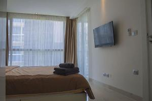 Apartments Condominium Centara, Apartmány  Pattaya Central - big - 18