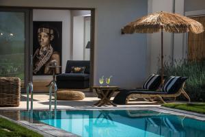 Sunvillage Malia Boutique Hotel and Suites, Отели  Малиа - big - 36