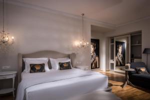 Sunvillage Malia Boutique Hotel and Suites, Отели  Малиа - big - 37