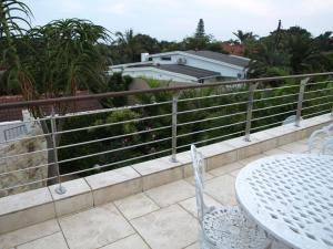 Kamer met Kingsize Bed en Balkon