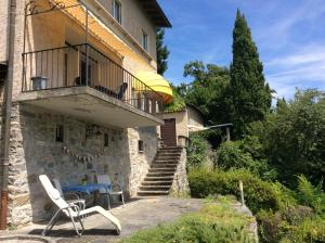 Bellaterra A, Holiday homes  Locarno - big - 15