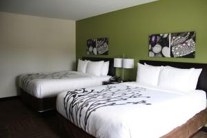 Sleep Inn & Suites Galion, Hotely  Galion - big - 10