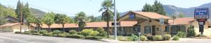 Bestway Inn, Motely  Grants Pass - big - 32