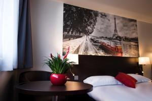 Hotel Pavillon des Gatines, Hotely  Plaisir - big - 16