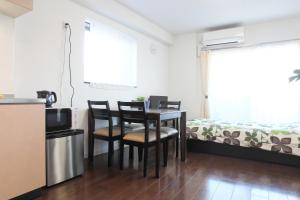 La Familia Yamasaka, Apartmanok  Oszaka - big - 165