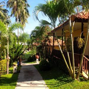 Paradise Bungalows, Resorts  Ko Chang - big - 21