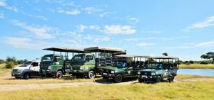 Thebe River safaris, Hotely  Kasane - big - 27