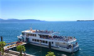 Du Lac, Hotel  Gardone Riviera - big - 15