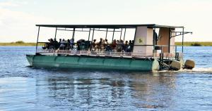 Thebe River safaris, Hotely  Kasane - big - 26