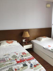 Lavender House, Apartmány  Ha Long - big - 13