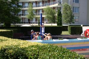 Apartments in Sunny Island Complex, Aparthotely  Chernomorets - big - 82