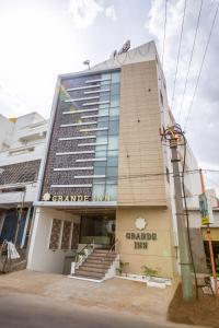 Grande Inn Trichy, Hotely  Tiruchchirāppalli - big - 46