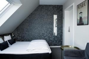 Skjalm Hvide Hotel, Hotely  Slangerup - big - 50