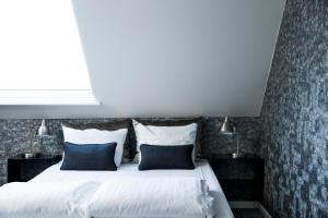 Skjalm Hvide Hotel, Hotely  Slangerup - big - 52