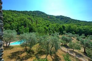 Villa Poggio Conca, Vily  Incisa in Valdarno - big - 18