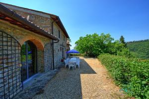 Villa Poggio Conca, Vily  Incisa in Valdarno - big - 19