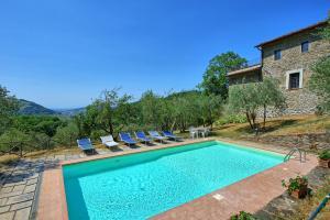 Villa Poggio Conca, Vily  Incisa in Valdarno - big - 25