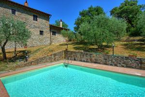 Villa Poggio Conca, Vily  Incisa in Valdarno - big - 26