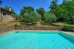 Villa Poggio Conca, Vily  Incisa in Valdarno - big - 27