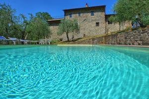 Villa Poggio Conca, Vily  Incisa in Valdarno - big - 1
