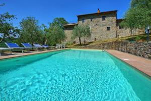 Villa Poggio Conca, Vily  Incisa in Valdarno - big - 29