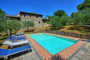 Villa Poggio Conca, Vily  Incisa in Valdarno - big - 30