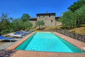 Villa Poggio Conca, Vily  Incisa in Valdarno - big - 31