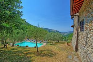 Villa Poggio Conca, Vily  Incisa in Valdarno - big - 32