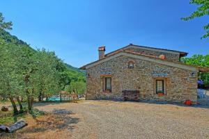 Villa Poggio Conca, Vily  Incisa in Valdarno - big - 33
