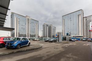 SpbMannia Pulkovo, Apartmány  Petrohrad - big - 49