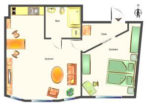 公寓 - 带露台