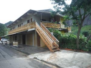 Pousada e Hostel Pedra do Elefante, Guest houses  Guarapari - big - 79