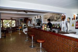 Hostal Alocs, Affittacamere  Playa d'Es Figueral - big - 18