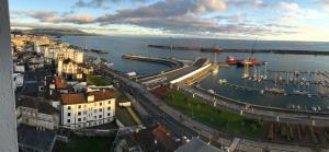 Apartamentos Solmar 15º, Apartmanok  Ponta Delgada - big - 29