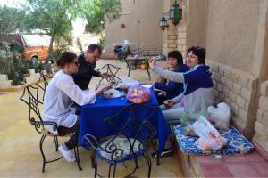 Riad Desert Camel, Hotels  Merzouga - big - 80